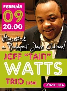 Jeff Tain Watts 2017 banner