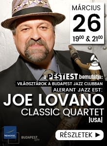 Joe Lovano 2017