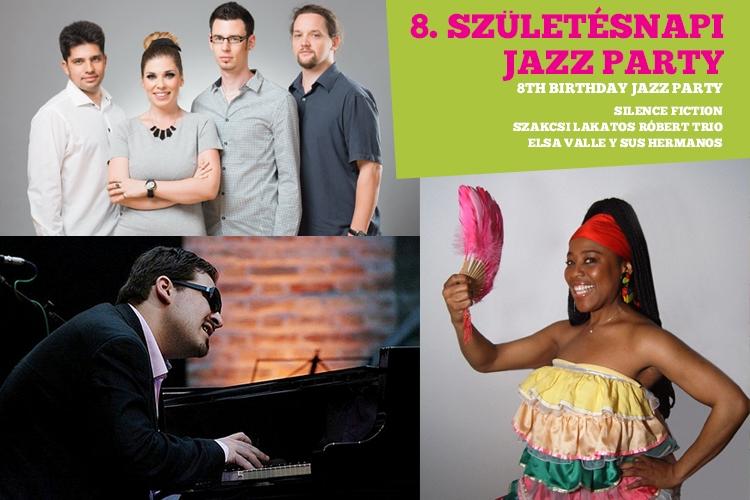 8. Születésnapi Jazz Party