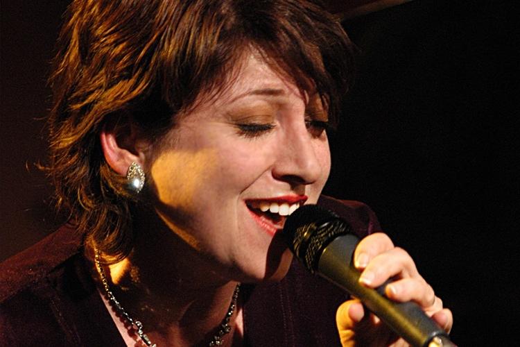 Anita Wardell (UK) és a Neumann Balázs Trio