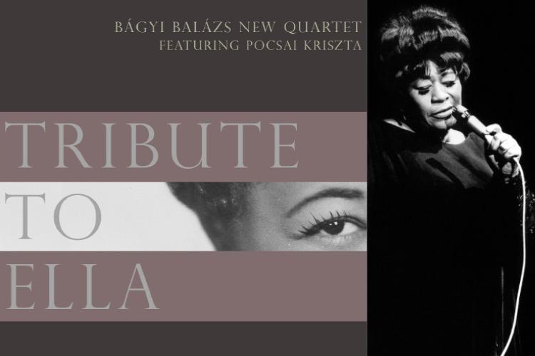 Bágyi Balázs New Quartet feat. Pocsai Kriszta