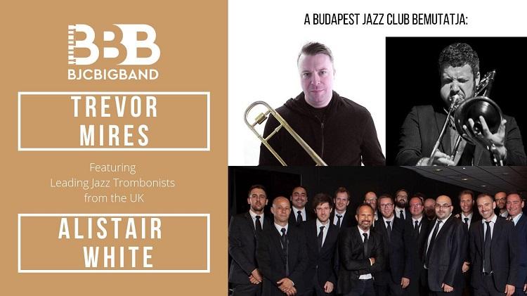 BJC Big Band feat. Alistair White & Trevor Mires