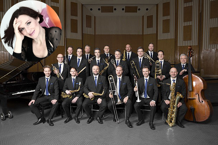 Budapest Jazz Orchestra feat. Malek Andrea