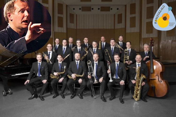 Budapest Jazz Orchestra feat. Mats Holmquist