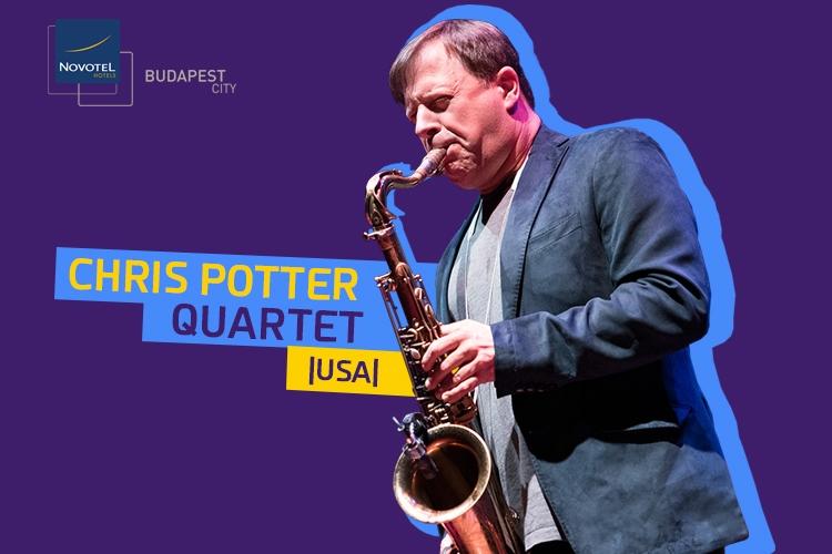 Chris Potter Quartet (USA)