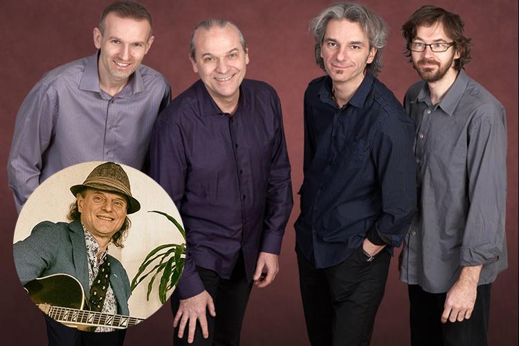 Elek István Quartet feat. Gyárfás István
