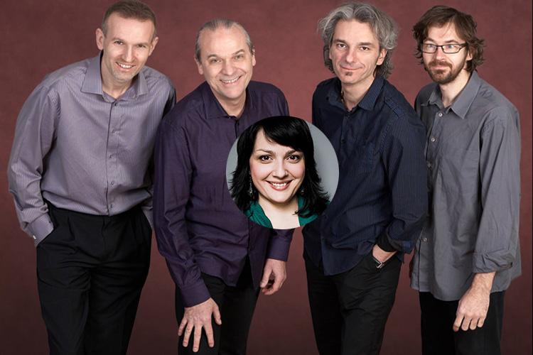 Elek István Quartet feat. Pocsai Kriszta