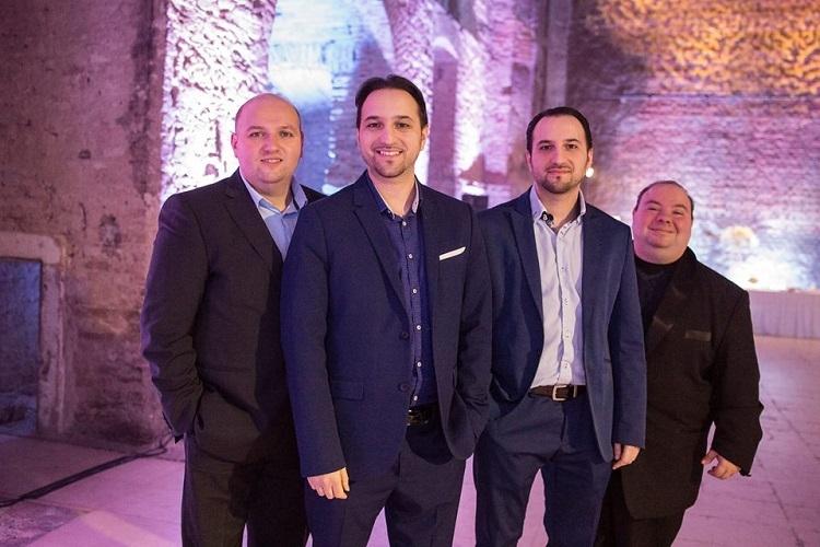 Finucci Bros Quartet - Best of George Benson