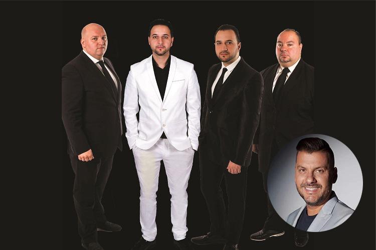 Finucci Bros Quartet feat. Kökény Attila