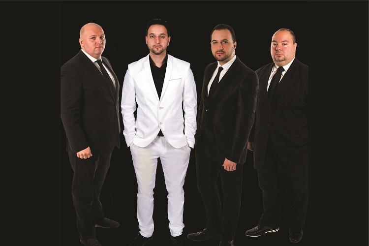 Finucci Bros Quartet - Hangulatkoncert