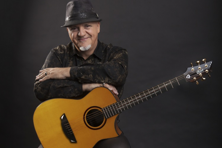 Frank Gambale Acoustic Guitar Clinic