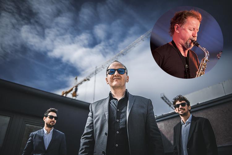 Gyémánt Bálint Trio feat. Borbély Mihály