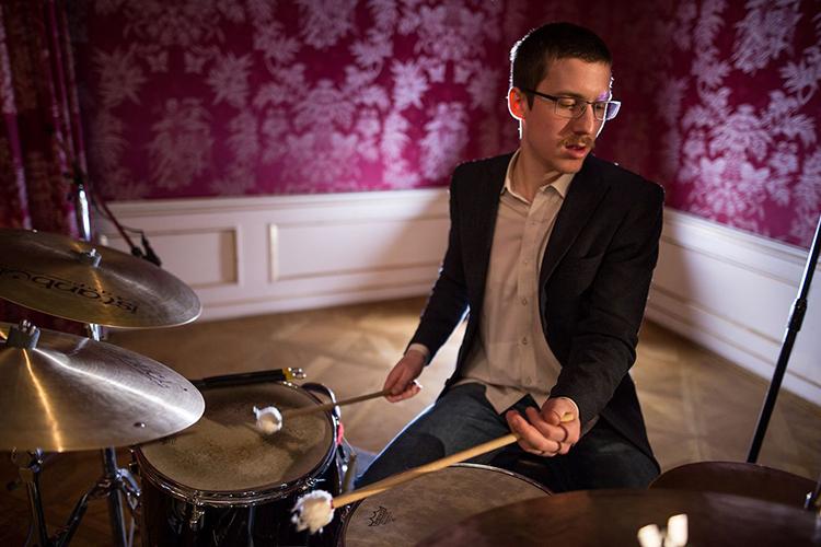 HunJazzFed Quartet feat. Richter Ambrus - Az Év Fiatal Jazz-zenésze