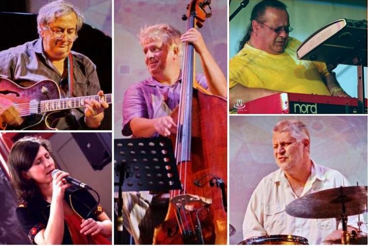Jazz Consort feat. Kovács Linda