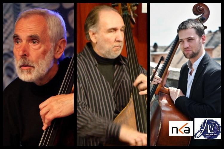 Jazz Generációk: Berkes Balázs – Csuhaj Barna Tibor – Dénes Ábel