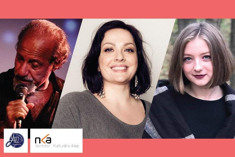 Jazz Generációk: Berki Tamás – Pocsai Kriszta – Pardi Hanna