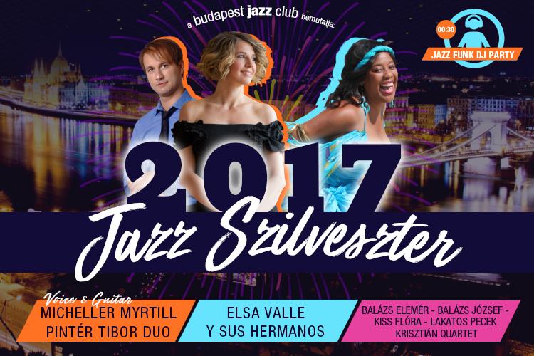 Jazz Szilveszter 2017