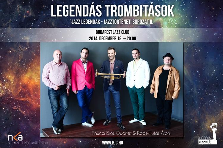 Koós-Hutás Áron & Finucci Bros. Quartet