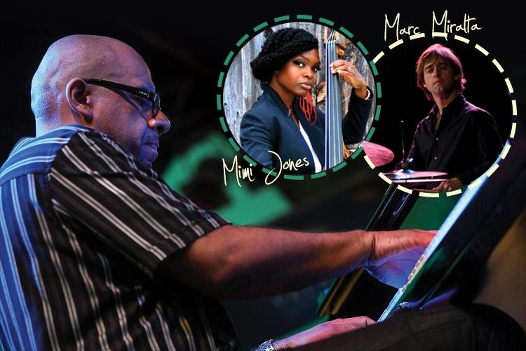 Luis Perdomo Trio |USA|