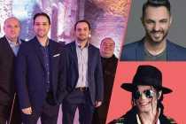Pop Legendák Jazzre Hangolva: Finucci Bros Quartet feat. Oláh Gergõ - Michael Jackson est