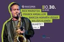 Rick Margitza - Franck Amsallem - Barcza-Horváth József - Balázs Elemér Quartet (USA-HUN)