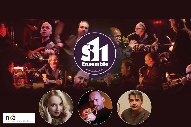 Studio11 Ensemble feat. Szõke Nikoletta, Fekete-Kovács Kornél, Galyas László