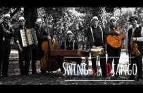 Swing á la Django feat. David Morgan - Előszilveszteri Dupla Koncert