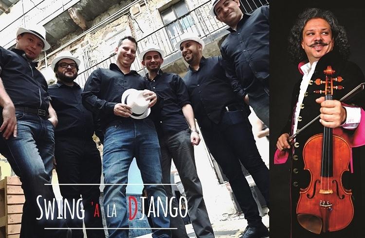Swing á La Django feat. Roby Lakatos