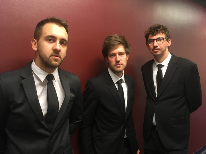 Tálas Áron Trio feat. Varga Dávid
