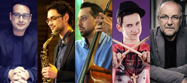 Tzumo Quartet feat. László Attila