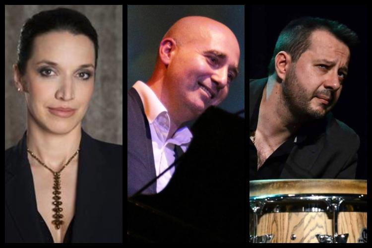 Urbán Orsi & Révész Richárd & Czibere József Trio
