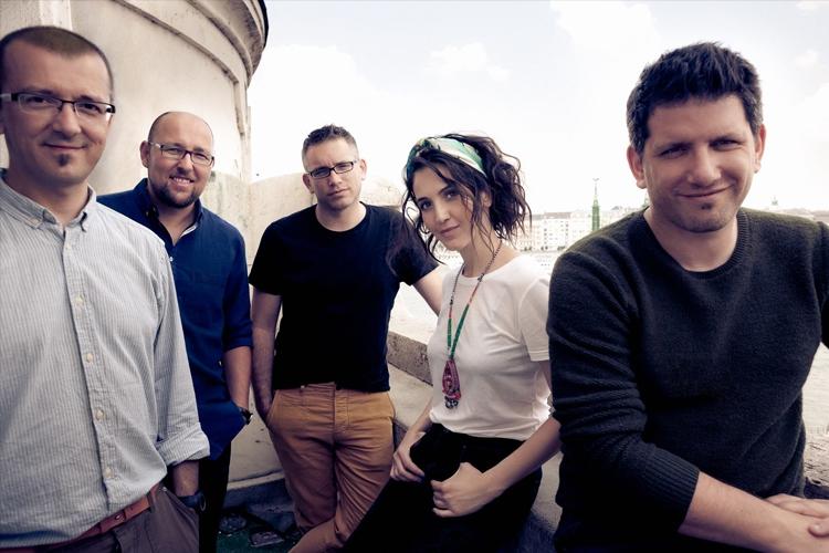 Váczi Eszter & quartett