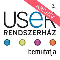 A User Rendszerház Kft. Bemutatja