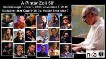 A Pintér Zoli 50. – születésnapi koncert