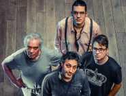 Párniczky Quartet - Bartók Electrified Album Release Concert
