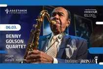 Benny Golson Quartet (US)