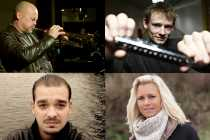 Carl Winther with Balázs Brothers / Hannah Svensson with Cseke Trio