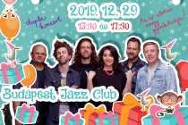 Children's New Year's Eve with Veronaki Band