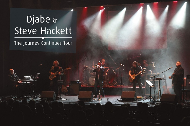 Djabe & Steve Hackett - The Journey Continues Tour