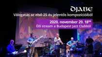 Djabe - Válogatás az első 25 év jelentős kompozícióiból