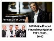 Finucci Bros Quartet - Forever Chick Corea