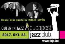 Finucci Bros Quartet - Pop legends with jazz sounding: Tabáni István - Queen Night