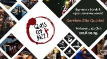 GLASS OF JAZZ: Unlimited wine 'n' jazz