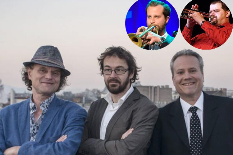 Gyárfás Trio feat. Szalóky Béla & Szalóky Balázs
