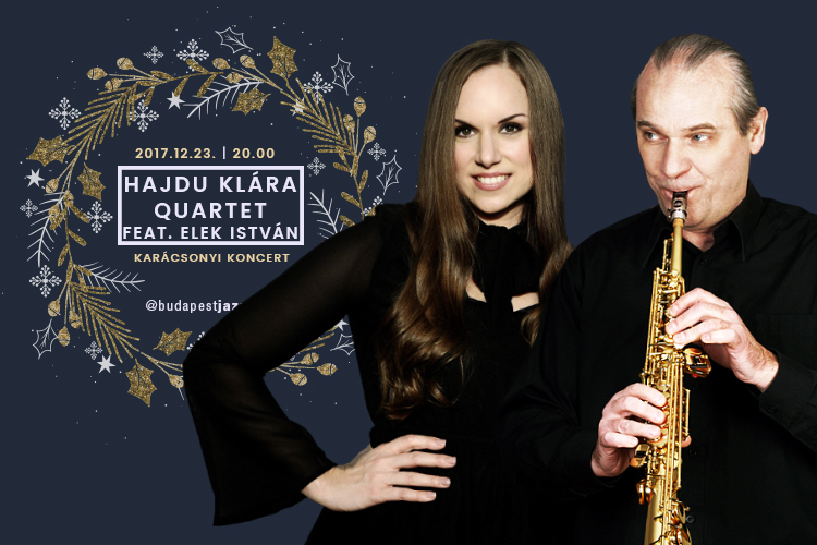 Hajdu Klára Quartet - Christmas Concert