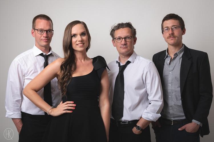 Hajdu Klára Quartet - Journey 2. lemezbemutató koncert