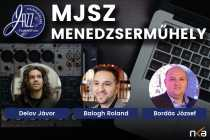 hungarian jazz federation manager workshop
