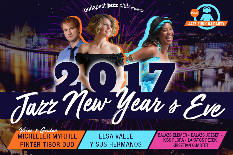 Jazz New Year's Eve 2017