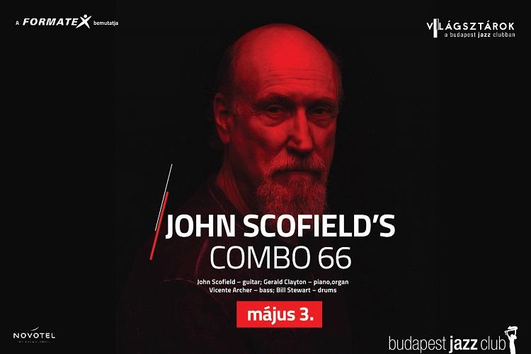 John Scofield's Combo 66 (US)