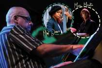 Luis Perdomo Trio |USA| - Luis Perdomo and Controlling Ear Unit